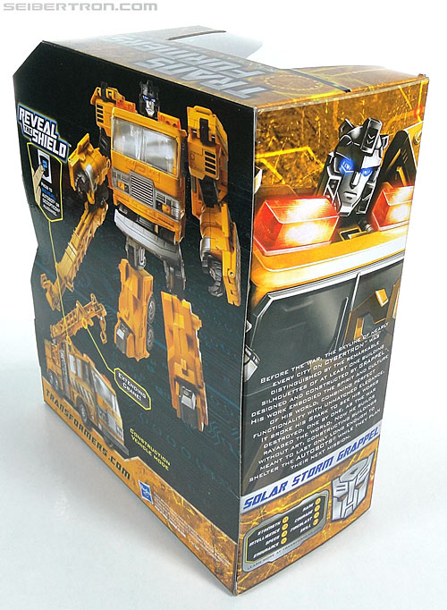 Transformers Reveal The Shield Solar Storm Grappel (Grapple) (Image #8 of 149)