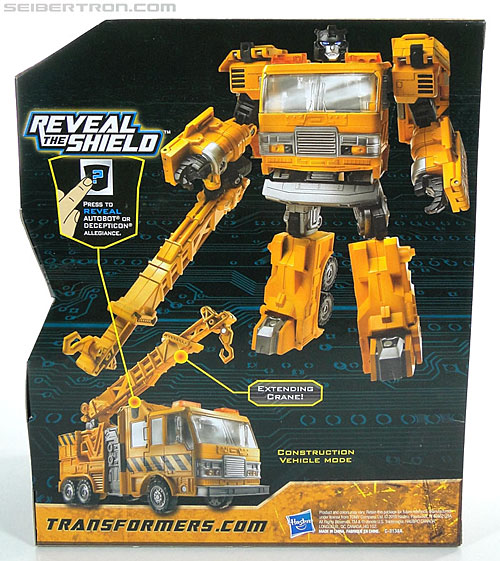 Transformers Reveal The Shield Solar Storm Grappel (Grapple) (Image #9 of 149)