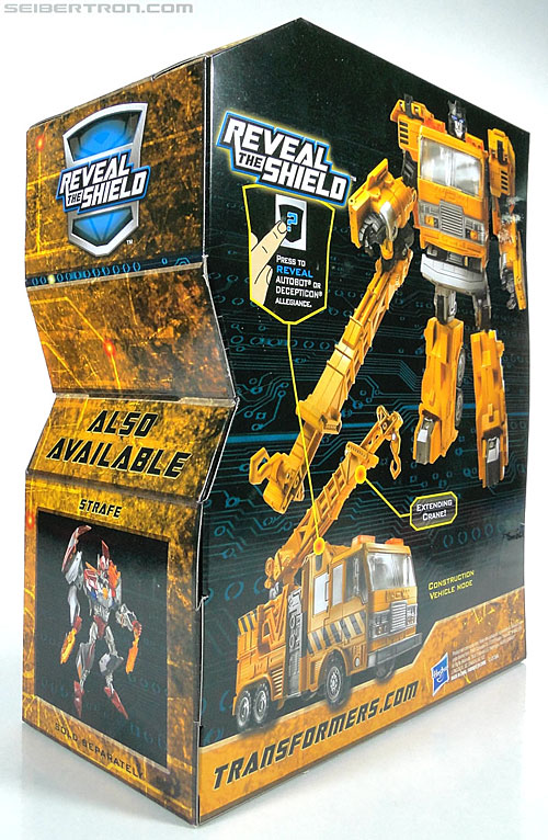 Transformers Reveal The Shield Solar Storm Grappel (Grapple) (Image #11 of 149)