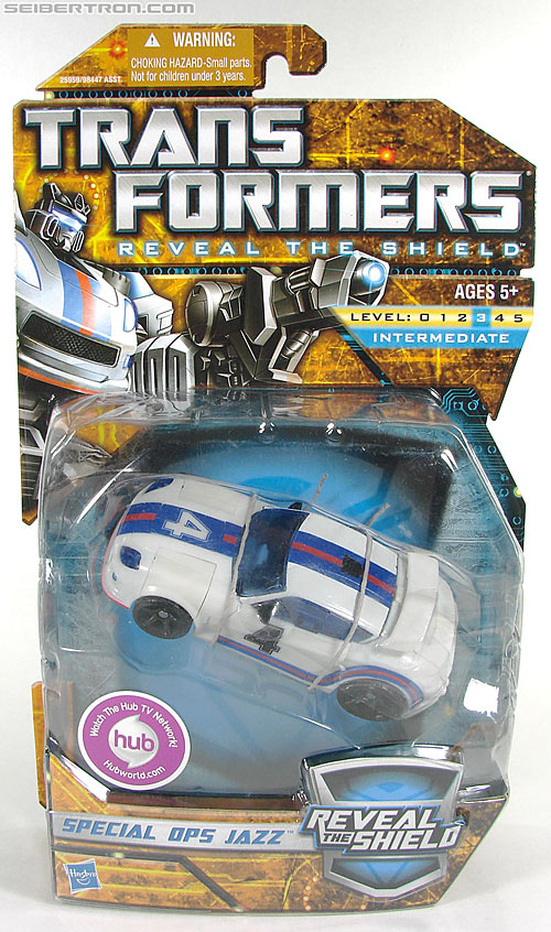 Transformers Reveal The Shield Special Ops Jazz (Image #1 of 230)