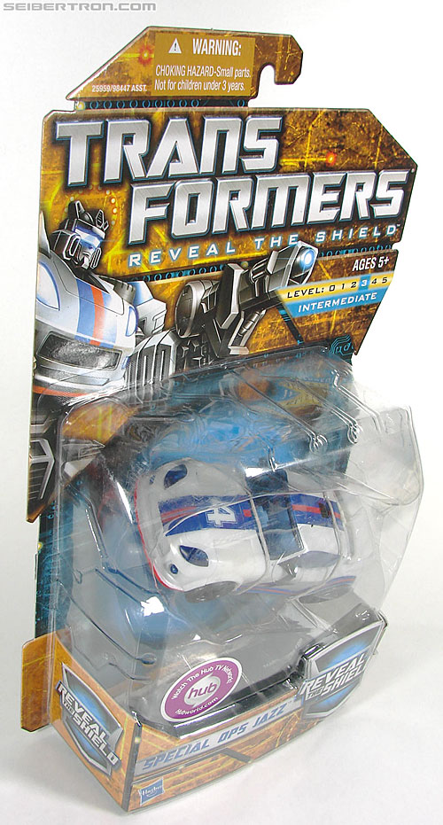 Transformers Reveal The Shield Special Ops Jazz (Image #7 of 230)