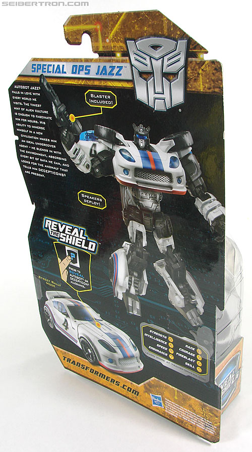 Transformers Reveal The Shield Special Ops Jazz (Image #8 of 230)
