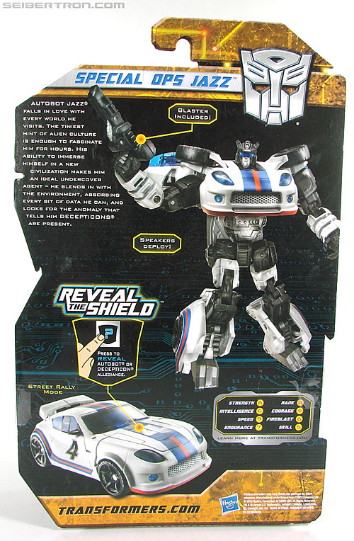 Transformers Reveal The Shield Special Ops Jazz (Image #9 of 230)