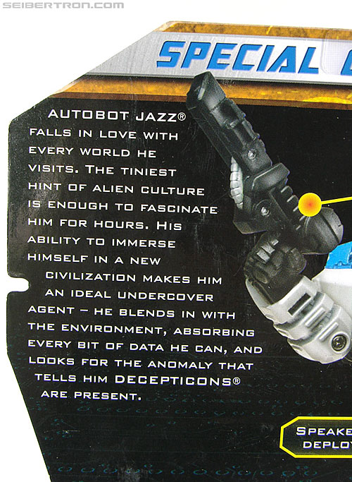 Transformers Reveal The Shield Special Ops Jazz (Image #10 of 230)