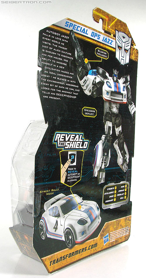 Transformers Reveal The Shield Special Ops Jazz (Image #15 of 230)