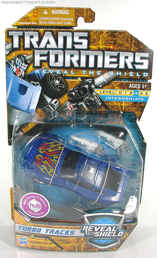Transformers Reveal The Shield Turbo Tracks (Image #1 of 158)