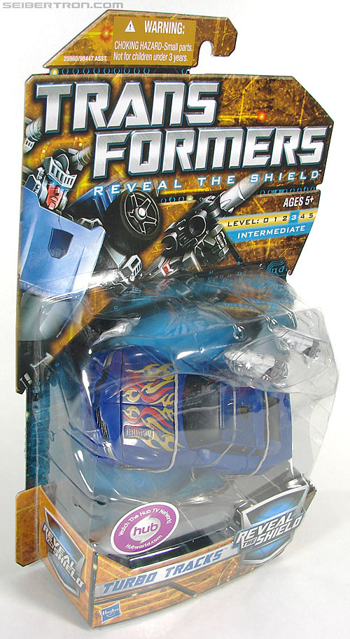 Transformers Reveal The Shield Turbo Tracks (Image #6 of 158)