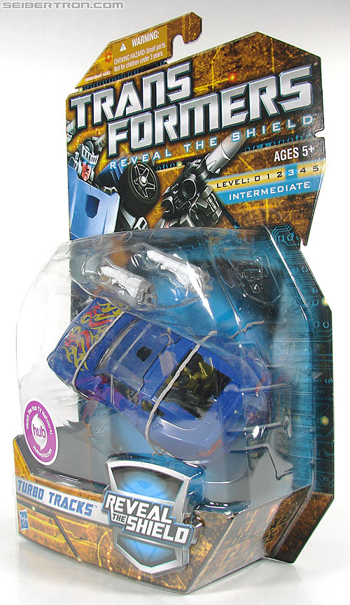 Transformers Reveal The Shield Turbo Tracks (Image #14 of 158)