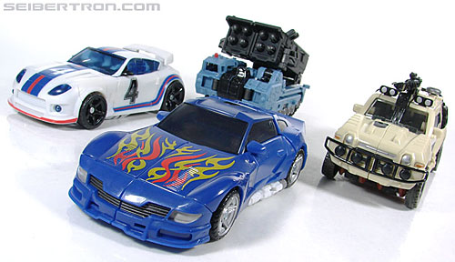 Transformers Reveal The Shield Turbo Tracks (Image #34 of 158)