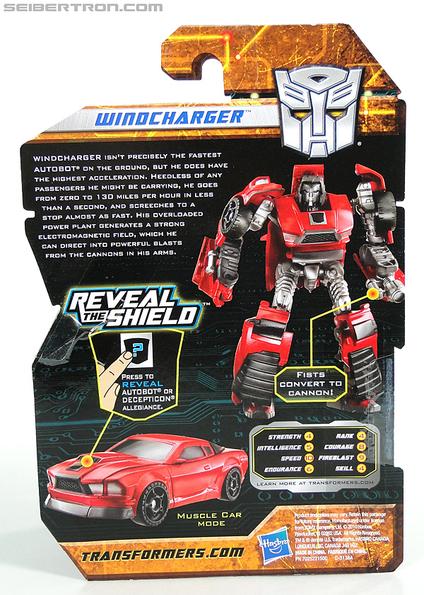 Transformers Reveal The Shield Windcharger (Image #5 of 141)