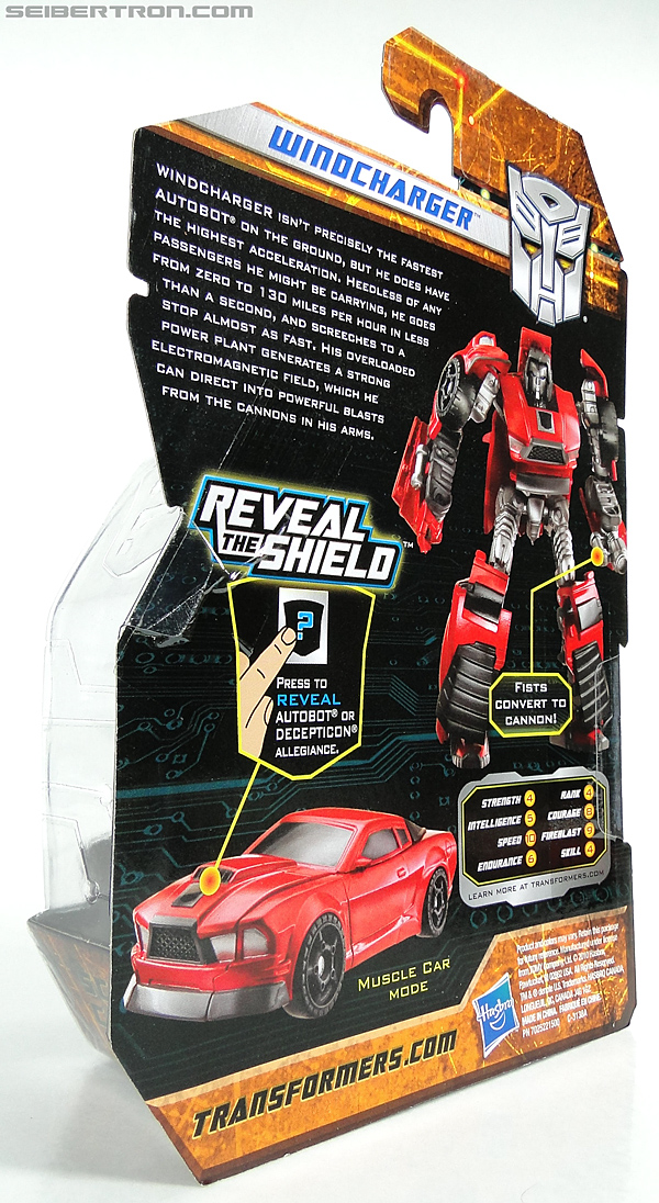 Transformers Reveal The Shield Windcharger (Image #8 of 141)