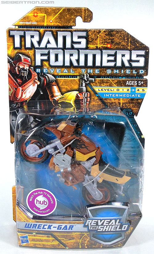 Transformers Reveal The Shield Wreck-Gar (Image #1 of 134)