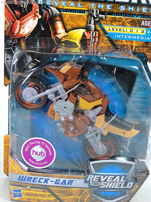 Transformers Reveal The Shield Wreck-Gar (Image #2 of 134)