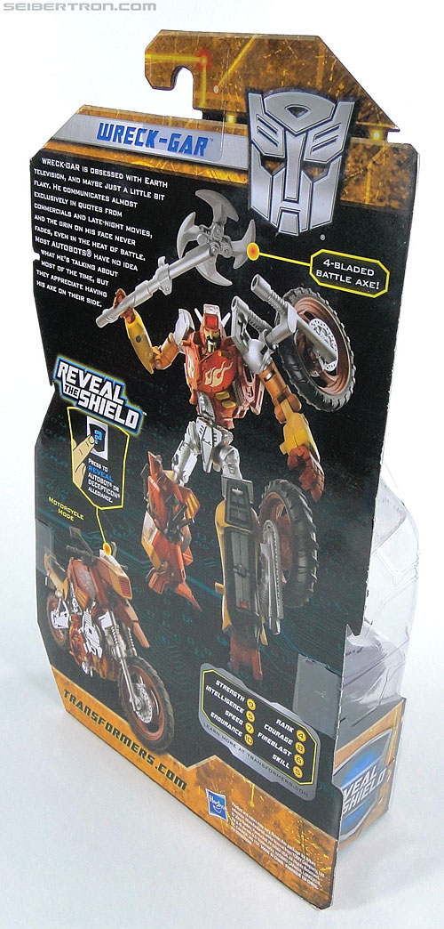 Transformers Reveal The Shield Wreck-Gar (Image #6 of 134)
