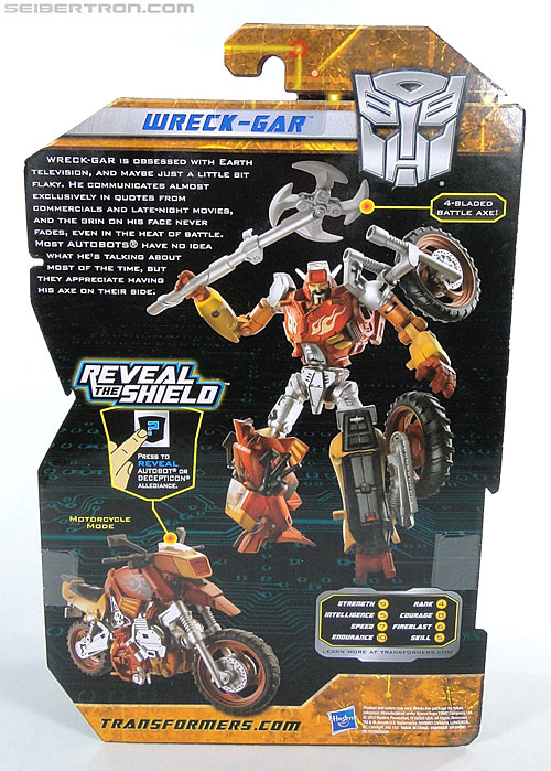 Transformers Reveal The Shield Wreck-Gar (Image #7 of 134)