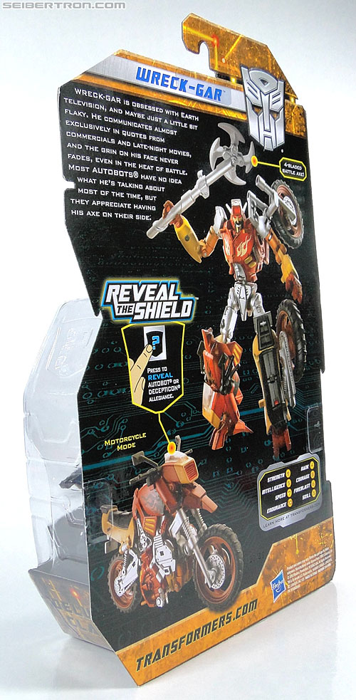 Transformers Reveal The Shield Wreck-Gar (Image #13 of 134)