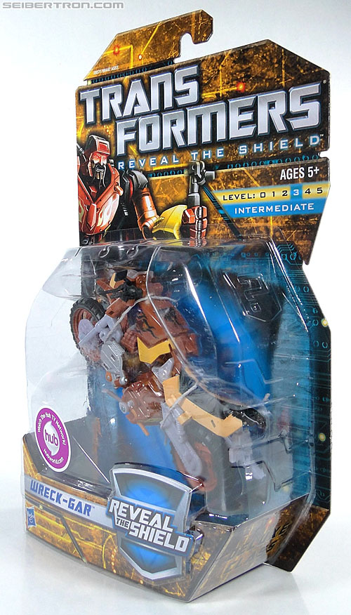 Transformers Reveal The Shield Wreck-Gar (Image #14 of 134)