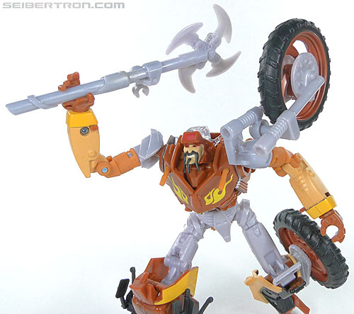 Transformers Reveal The Shield Wreck-Gar (Image #99 of 134)