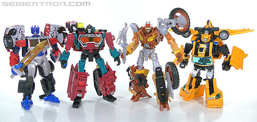 Transformers Reveal The Shield Wreck-Gar (Image #115 of 134)