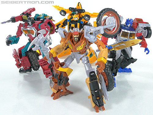 Transformers Reveal The Shield Wreck-Gar (Image #119 of 134)