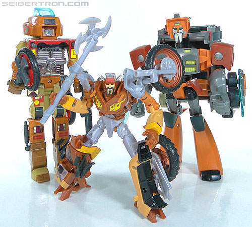 Transformers Reveal The Shield Wreck-Gar (Image #120 of 134)