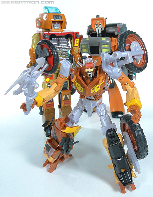 Transformers Reveal The Shield Wreck-Gar (Image #121 of 134)