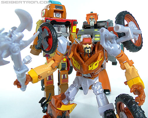 Transformers Reveal The Shield Wreck-Gar (Image #122 of 134)