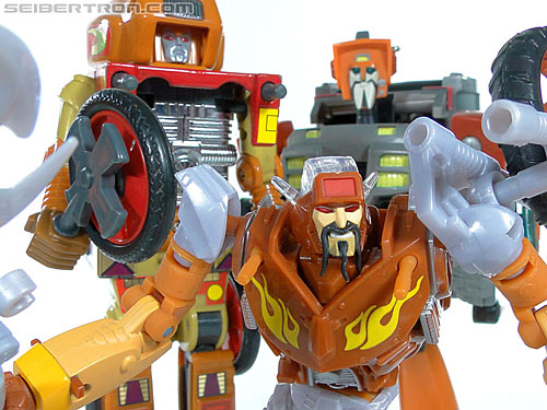 Transformers Reveal The Shield Wreck-Gar (Image #123 of 134)