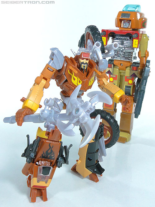 Transformers Reveal The Shield Wreck-Gar (Image #125 of 134)