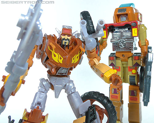Transformers Reveal The Shield Wreck-Gar (Image #127 of 134)