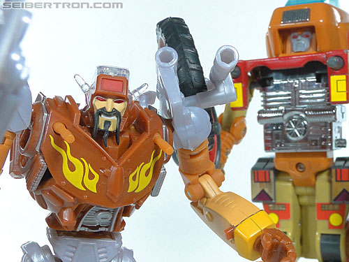 Transformers Reveal The Shield Wreck-Gar (Image #128 of 134)