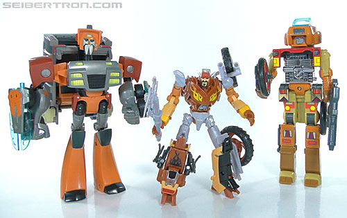 Transformers Reveal The Shield Wreck-Gar (Image #129 of 134)