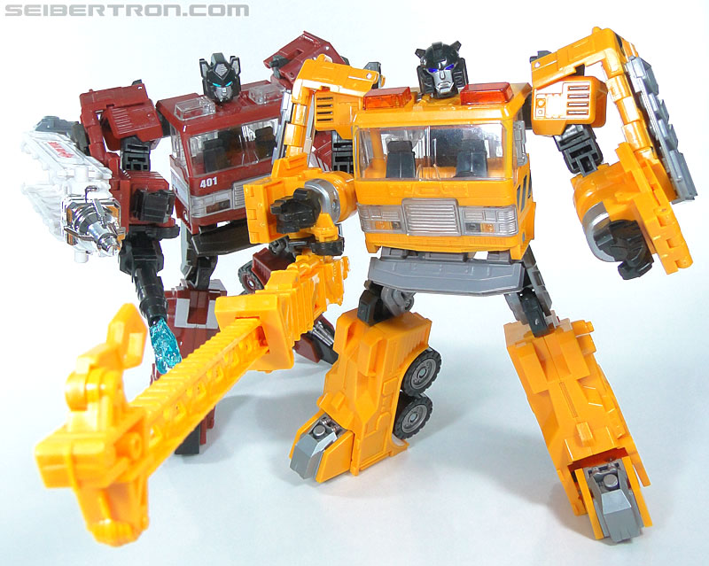 Transformers Reveal The Shield Solar Storm Grappel (Grapple) (Image #123 of 149)
