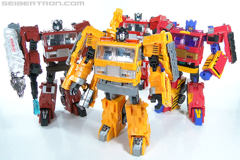Transformers Reveal The Shield Solar Storm Grappel (Grapple) (Image #127 of 149)