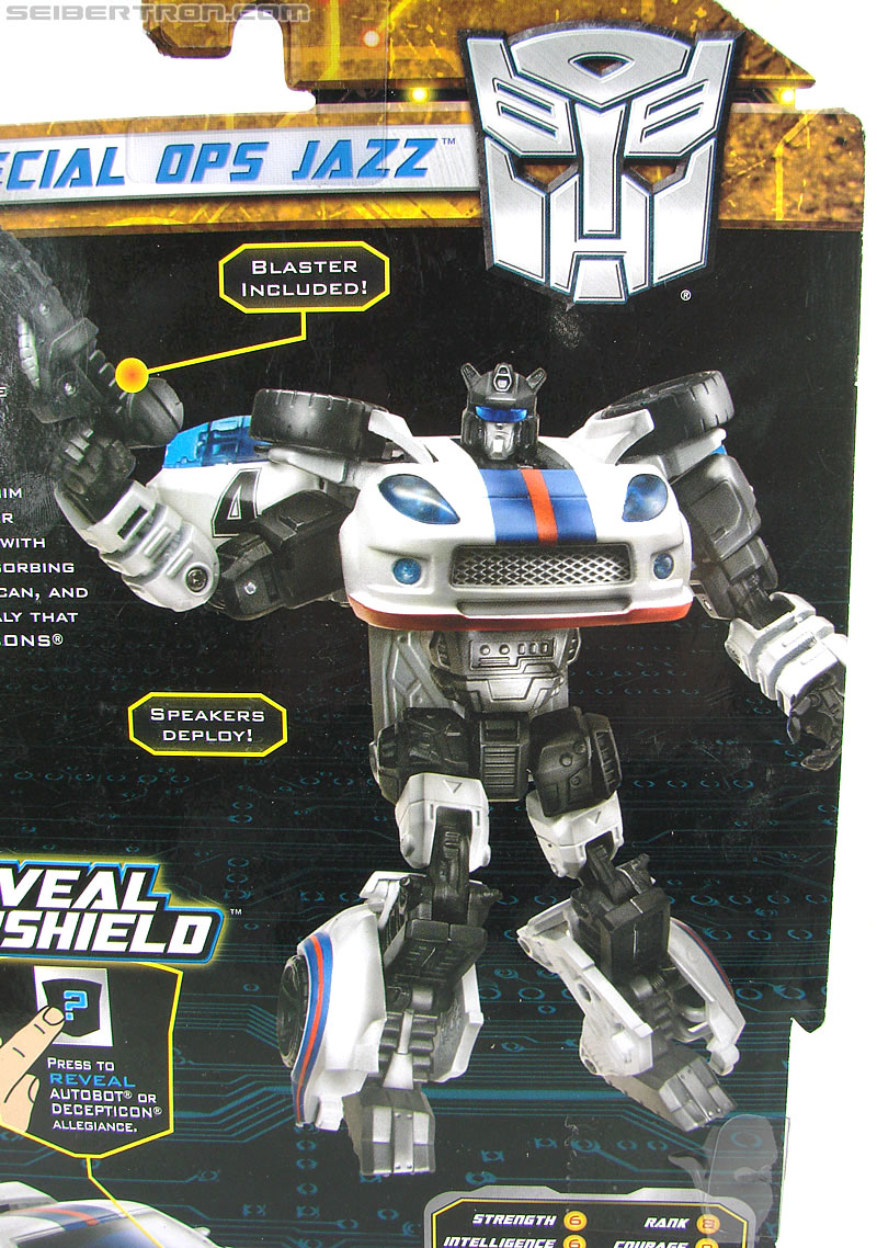 Transformers Reveal The Shield Special Ops Jazz (Image #11 of 230)