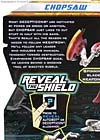 Reveal The Shield Chopsaw - Image #5 of 91