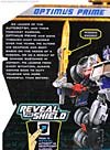 Reveal The Shield Optimus Prime (G2) - Image #8 of 137