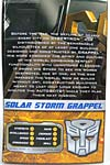 Solar Storm Grappel - Reveal The Shield - Toy Gallery - Photos 3 - 42