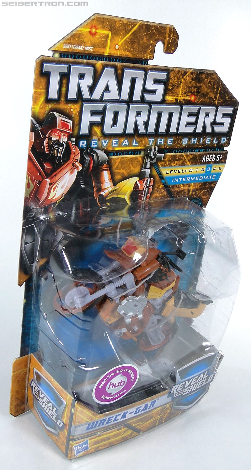 Transformers Reveal The Shield Wreck-Gar (Image #5 of 134)