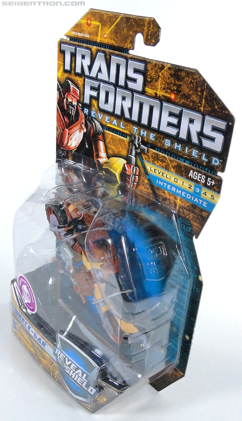 Transformers Reveal The Shield Wreck-Gar (Image #15 of 134)