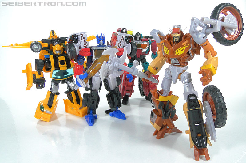 Transformers Reveal The Shield Wreck-Gar (Image #117 of 134)