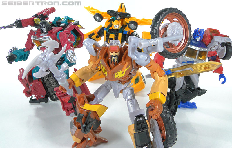 Transformers Reveal The Shield Wreck-Gar (Image #118 of 134)