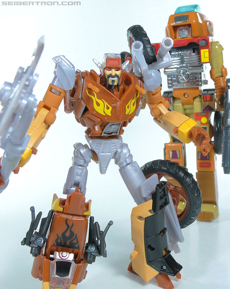 Transformers Reveal The Shield Wreck-Gar (Image #126 of 134)