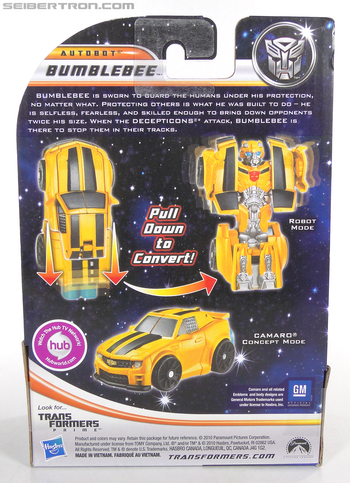 Transformers Dark of the Moon Bumblebee (Image #6 of 67)