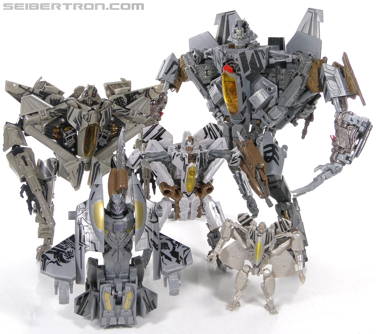 Transformers Dark of the Moon Starscream Toy Gallery ...