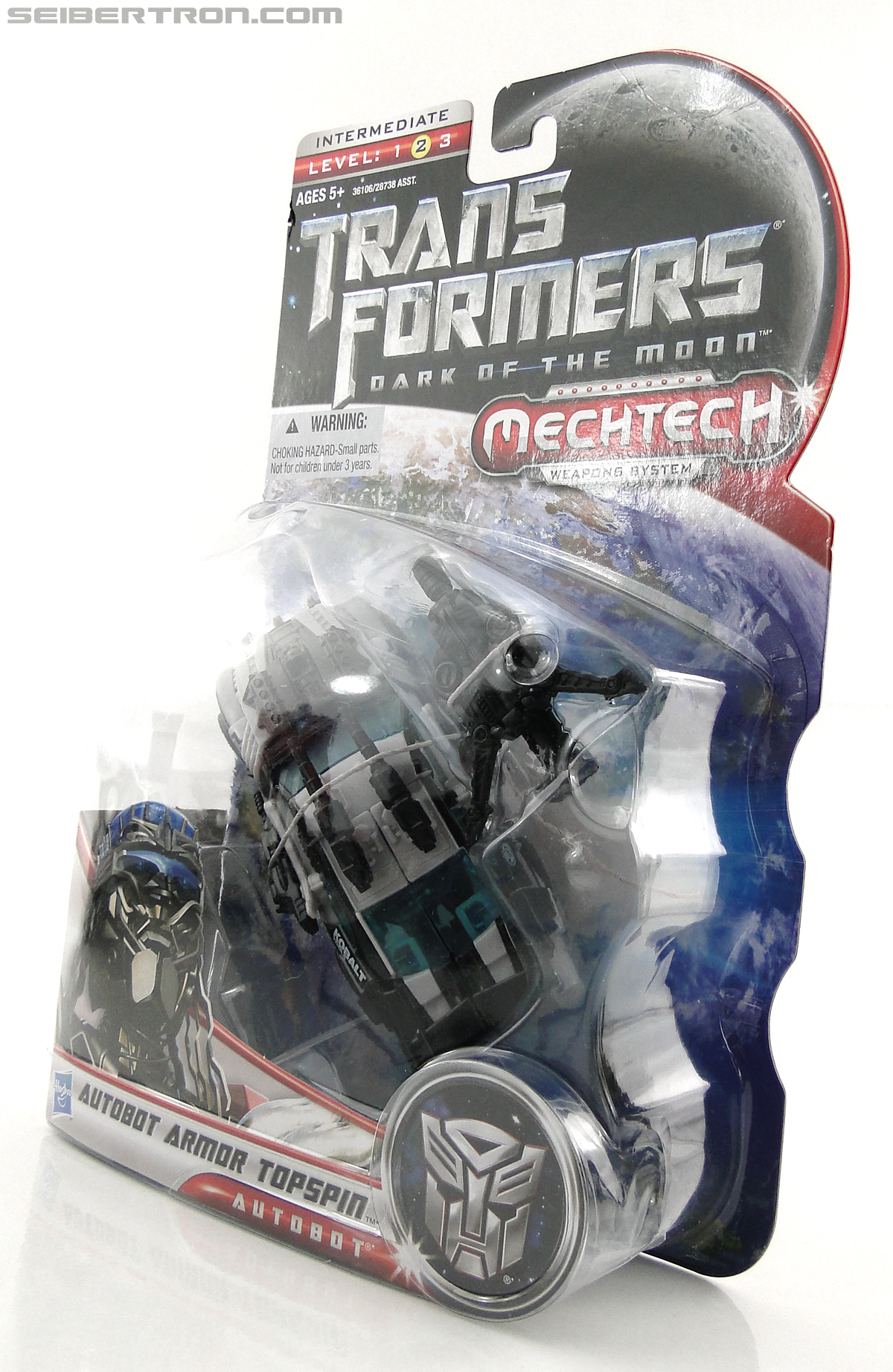 Transformers Dark of the Moon Armor Topspin (Image #11 of 145)