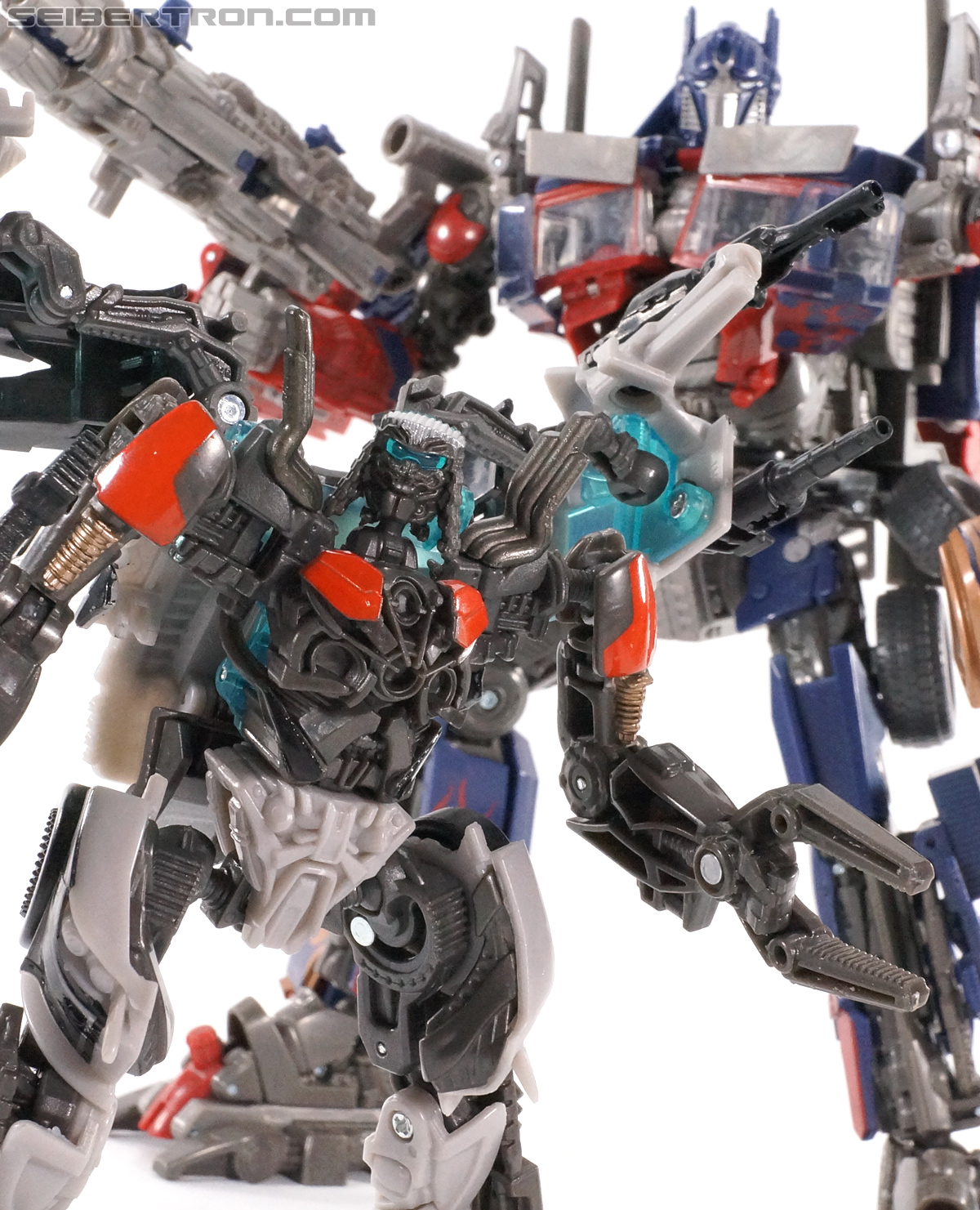 Transformers Dark of the Moon Armor Topspin (Image #144 of 145)