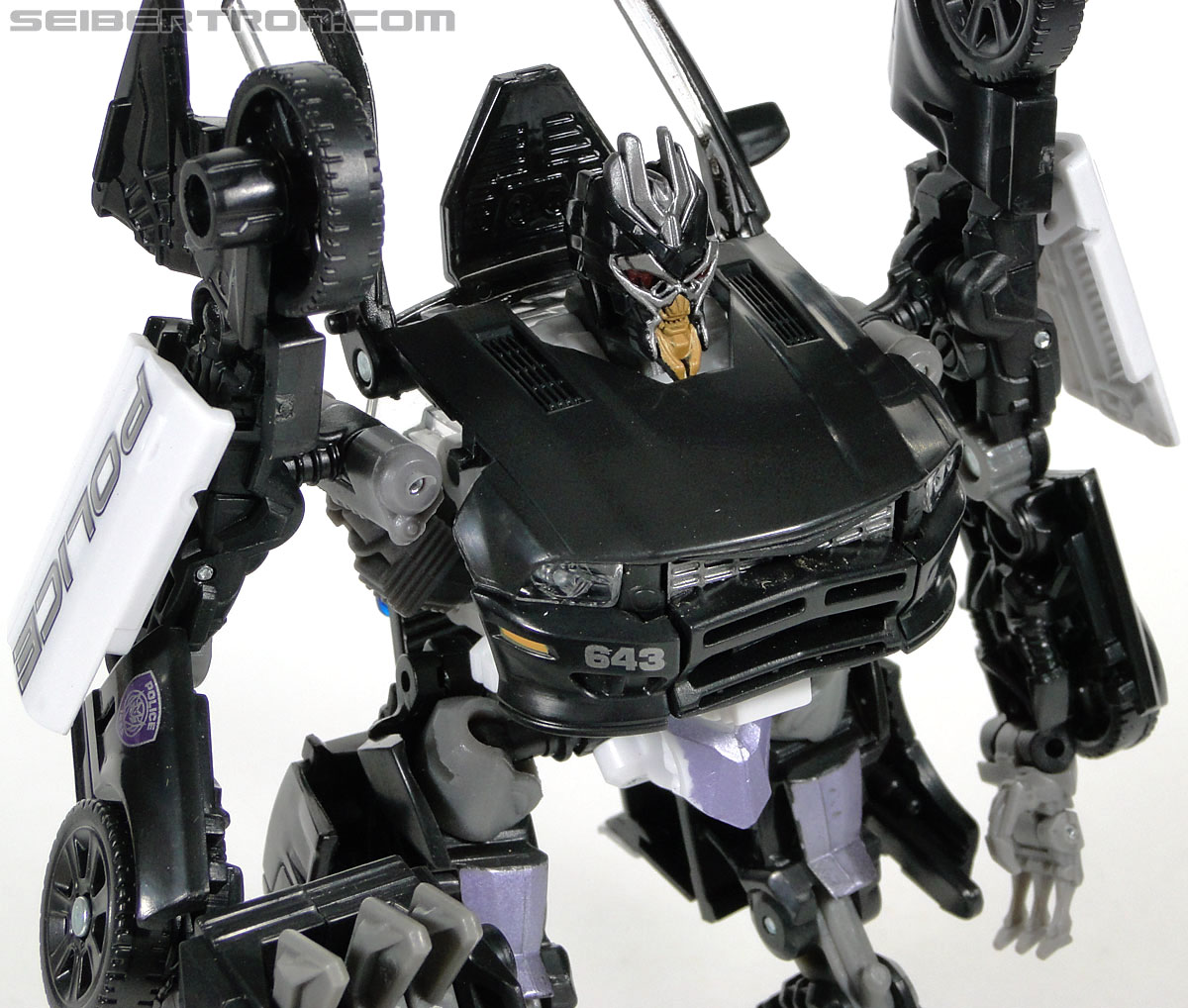 Transformers Dark of the Moon Barricade (Image #80 of 153)