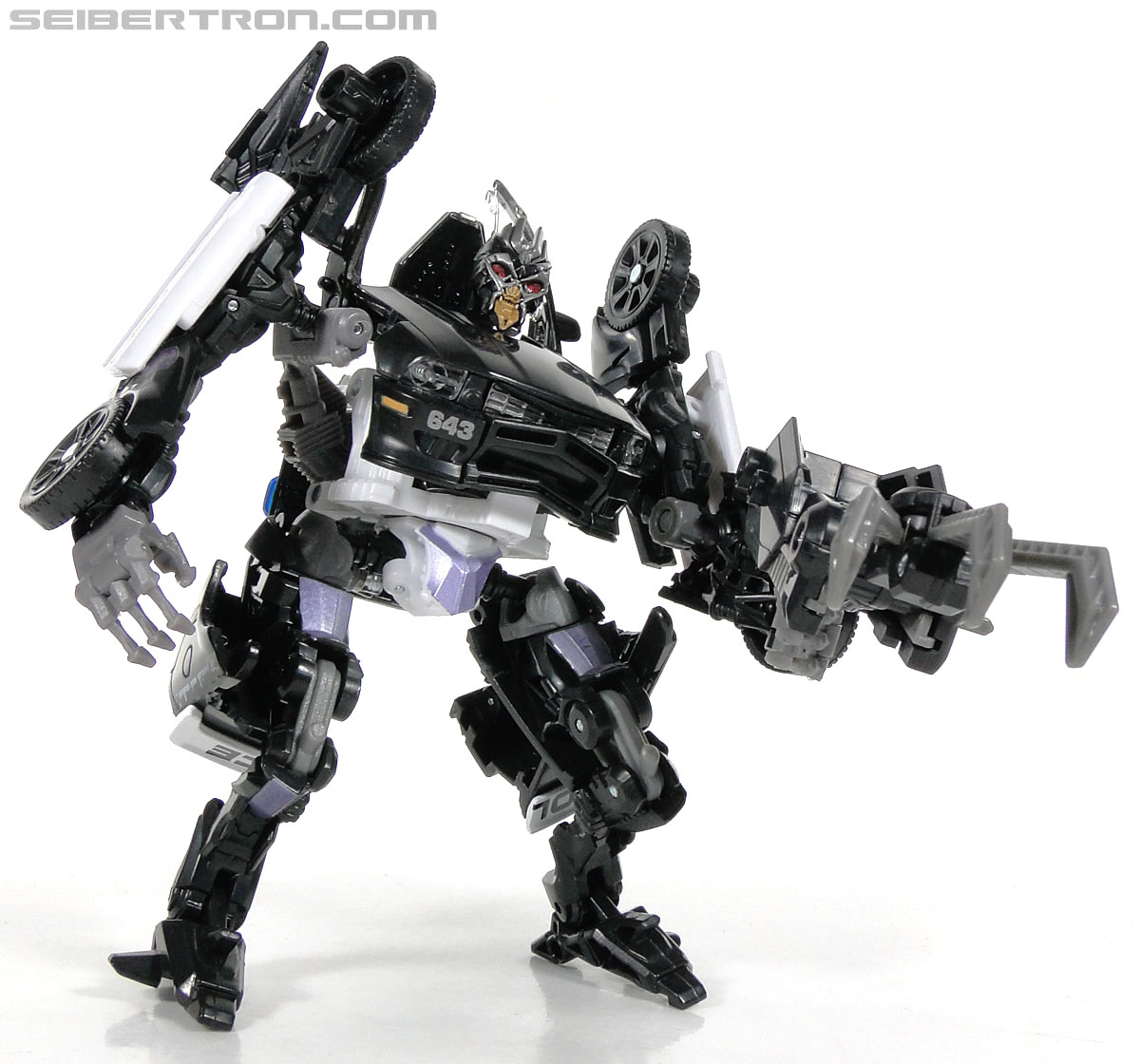 Transformers Dark of the Moon Barricade (Image #117 of 153)