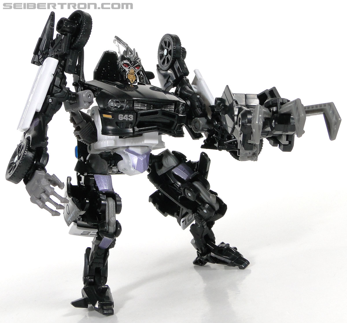 Transformers Dark of the Moon Barricade (Image #118 of 153)